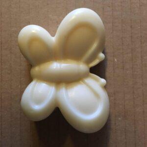 Jabón infantil mariposa