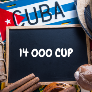 14 000 CUP