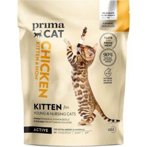 PrimaCat Pollo para gatitos 400 g