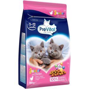 PreVital Junior Cat pollo 0,95 kg